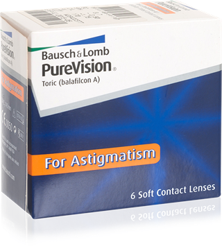 Purevision For Astigmatism 6