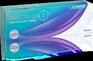 Precision 1 For astigmatism 30