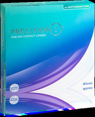 Precision 1 For astigmatism 90