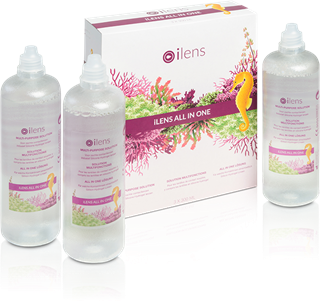 Ilens All In One 3X300ml
