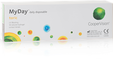 MyDay Daily Disposable Toric