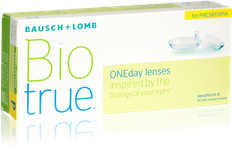 Biotrue One Day for Presbyopia 30